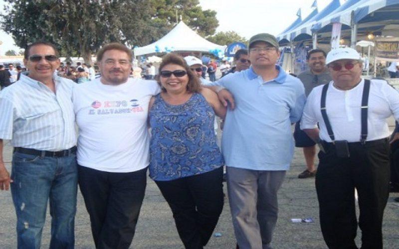 Julop Paiz,Guillermo Chavez y Jorge Flores